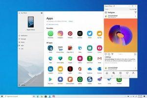 Chạy ứng dụng Android trên Windows 10
