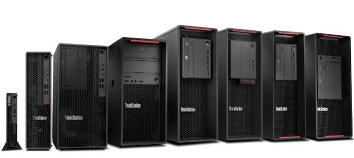 Lenovo phát hành máy trạm 64 lõi đầu tiên trên thế giới ThinkStation P620