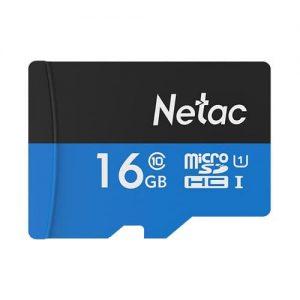 The Nho Netac P500 Microsdhcmicrosdxc 16gb[1]